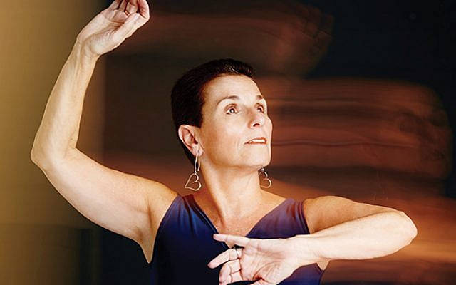 """Carolyn Dorfman said that dance """"has an extraordinary power to speak about the human story."""" Photo by Whitney Brown"""