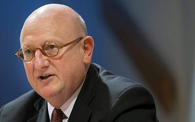 Former Special Envoy to Monitor and Combat Anti-Semitism Ira Forman