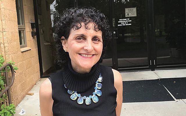 Orly Klugman, Beth Chaim's executive director. Photo by Michele Alperin