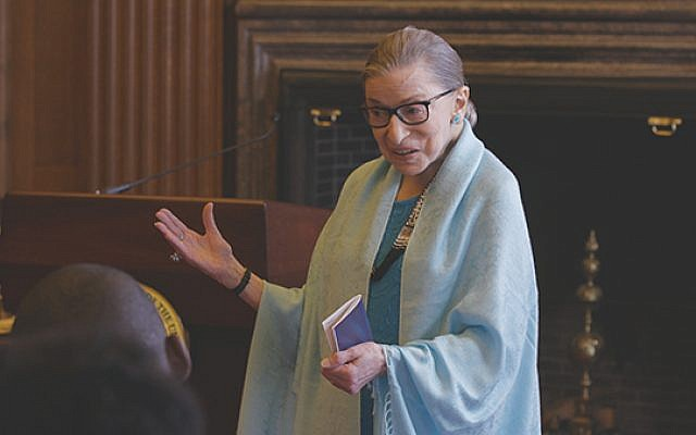"""From """"RBG."""" Photo courtesy Magnolia Pictures"""