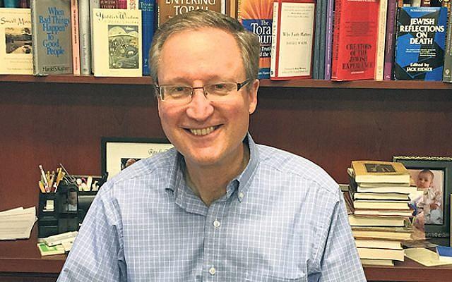 Rabbi Alan Silverstein of Congregation Agudath Israel plans to retire in three years.