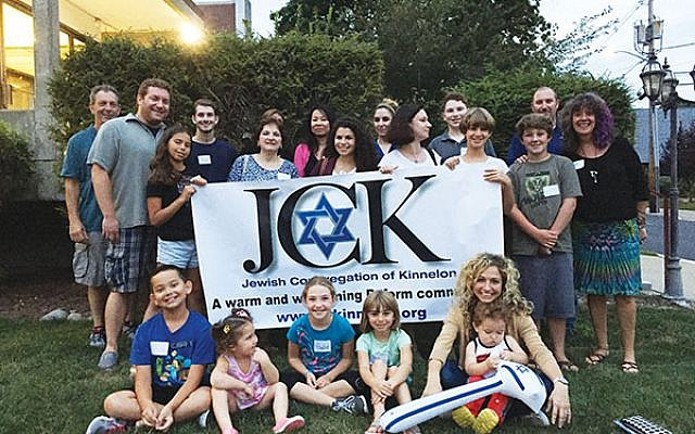 Members of the Jewish Congregation of Kinnelon. Photos courtesy Jewish Congregation of Kinnelon