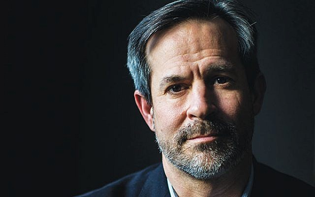 Jonathan Weisman, deputy editor of the New York Times' Washington bureau.