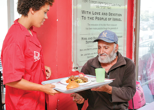 Meir Panim Aids Israel S Hungry New Jersey Jewish News