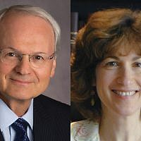 Morton A. Klein and Susan B. Tuchman