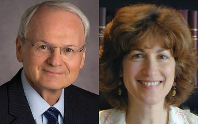 Morton A. Klein and Susan B. Tuchman