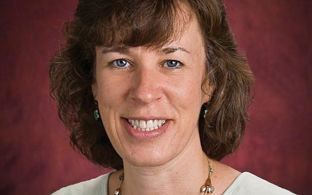 Jenny Mandelbaum, a communications professor and cochair of J-FAS