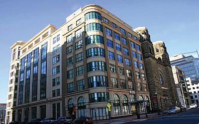 Hillel International headquarters in Washington, D.C. Flickr