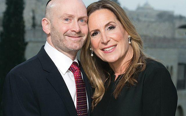 Dr. Robert and Shari Alter