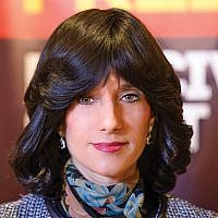 Judge Freier, New York's first female chasidic judge.