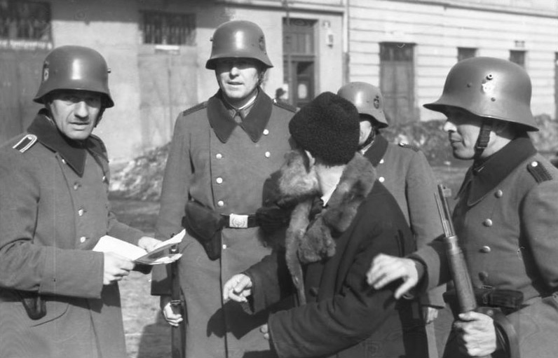 Police in the Nazi Period and Now   New Jersey Jewish News