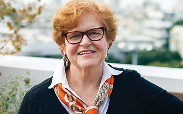Deborah Lipstadt Photo by Osnat Perelshtein
