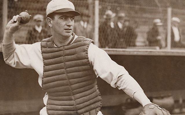 Moe Berg spoke 12 languages and could hit in none of them, but was sent to murder the Nazi in charge of Hitler's atomic bomb project. Courtesy of Irwin Berg