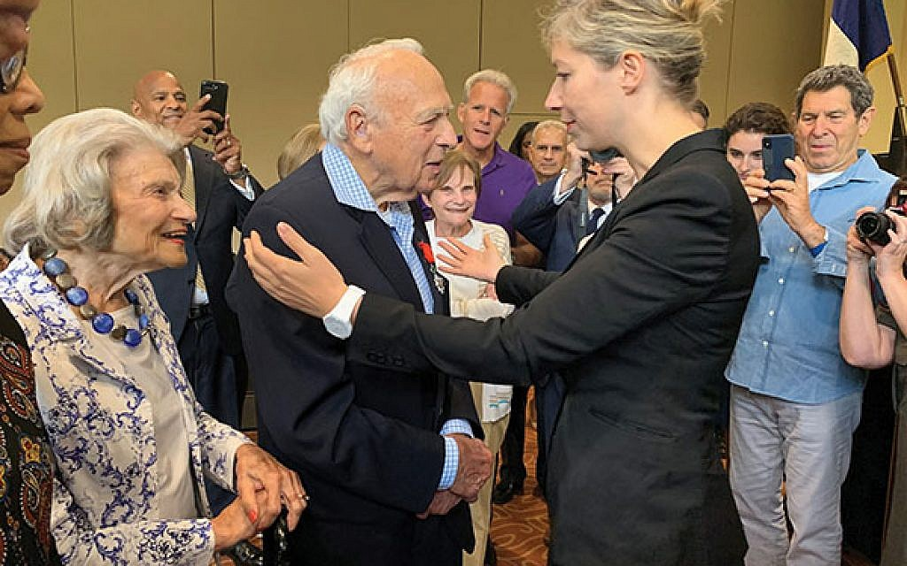 Local war hero awarded France's highest honor