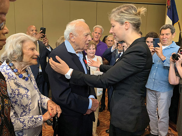Local war hero awarded France's highest honor | New Jersey Jewish News