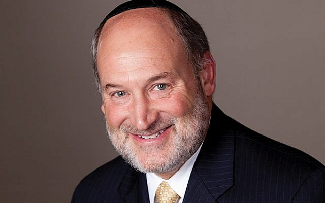 Stanley Stone left Jewish Community Foundation to lead the American Society for Yad Vashem. Photos courtesy Jewish Federation of Greater MetroWest NJ