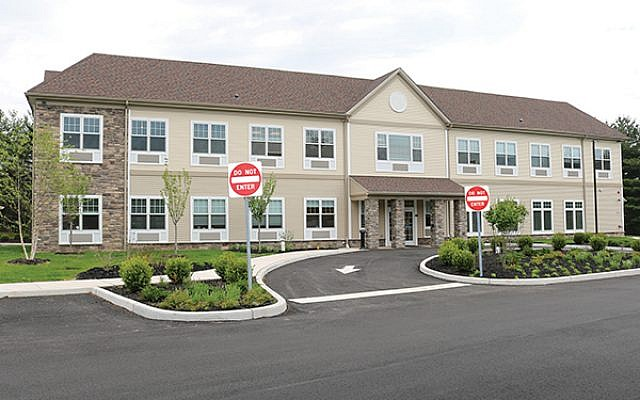 The new $3.5 million educational and resource center on the Oscar and Ella Wilf Campus for Senior Living has already hosted a number of community and professional programs. Photo courtesy of the Wilf campus