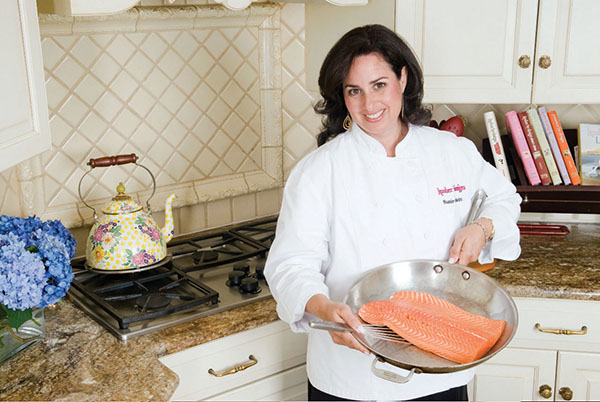 In The Kitchen With Susie Fishbein