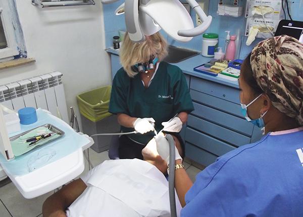 NJ dentist puts smiles on faces as volunteer in Jerusalem