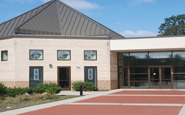 Additional security measures are being taken at Congregation Ahavat Olam in Howell, which include keeping all external doors locked. Photo Courtesy Congregation Ahavat Olam