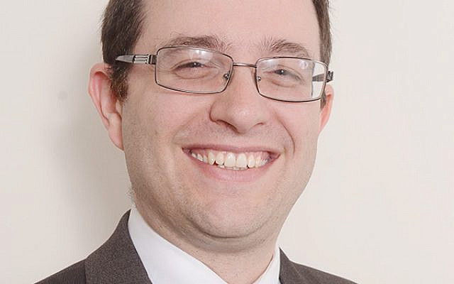Rabbi Noah Gradofsky