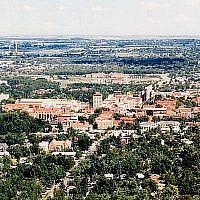 A view of Boulder, Colorado. Flickr CC/Roger W