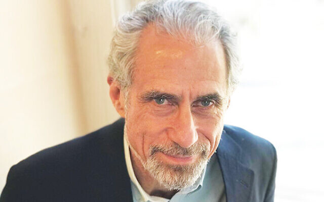 """Rutgers assistant professor Marc Aronson, whose parents designed the original """"Fiddler on the Roof"""" set, will speak at the Rutgers Jewish Film Festival. Photo courtesy Marc Aronson"""