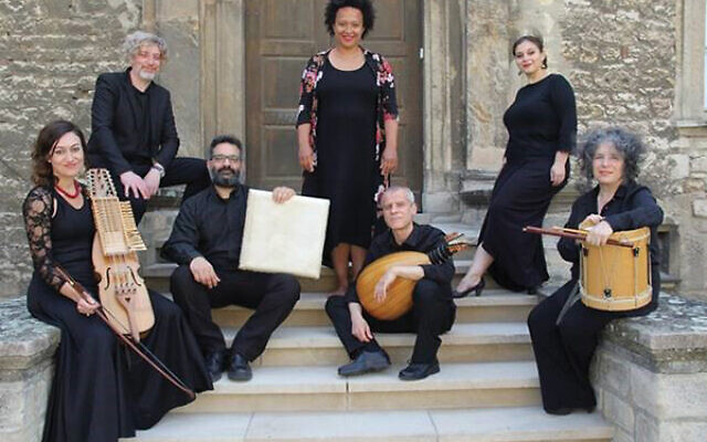 "Ensemble Lucidarium will perform ""Sounds from Shylock's Venice"" at the Highland Park Conservative Temple-Congregation Anshe Emeth."