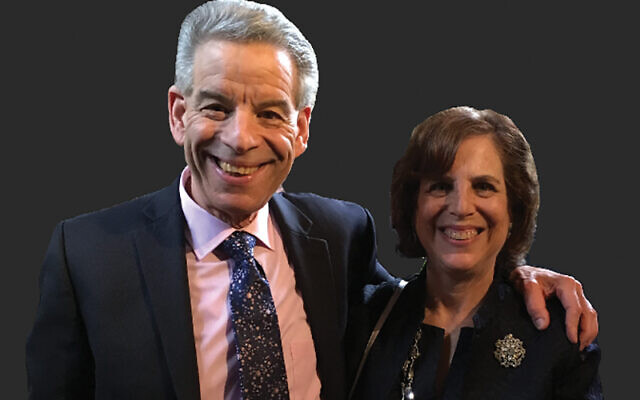 Marc and Trudi Perlman of Monroe Township will be honored by Israel Bonds.