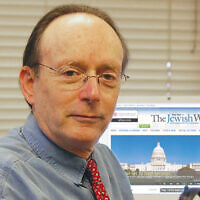 Gary Rosenblatt, former editor-in-chief and publisher of The New York Jewish Week, NJJN's sister publication, stepped down at the end of September.