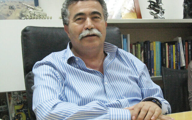 The Labor Party's Amir Peretz Photos by Flickr/Wikipedia Commons