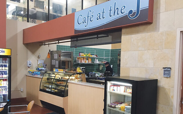 Super Duper Café, a kosher dairy café, has replaced Café at the J located at the JCC MetroWest in West Orange. Photo by Shira Vickar-Fox