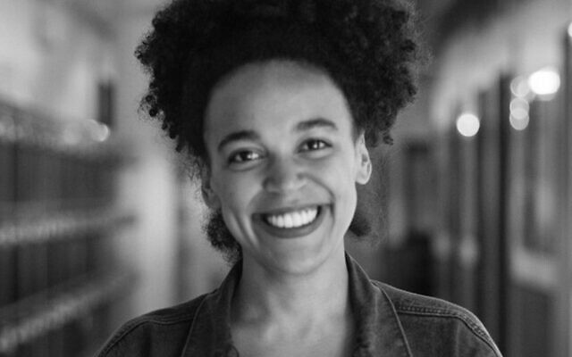 """Filmmaker Rachel Harrison Gordon: Her film explores """"ideas of race expectations and self-discovery."""""""