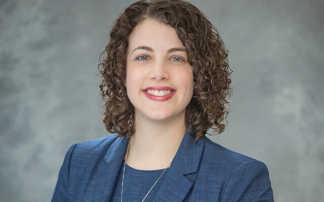 Having served as assistant rabbi since 2014, Adena Blum will assume the role of senior rabbi of Congregation Beth Chaim in Princeton Junction on July 1. Courtesy Congregation Beth Chaim