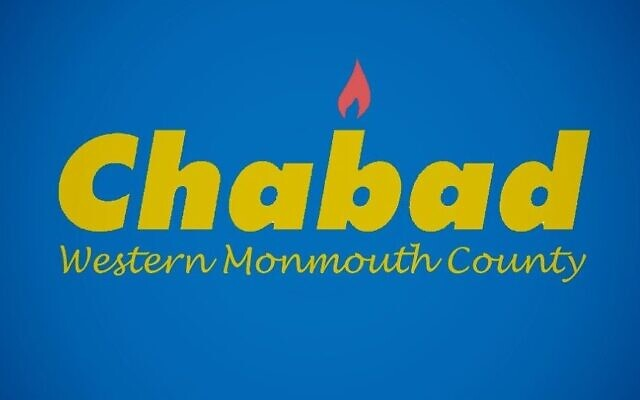 Chabad of Western Monmouth County. Via Facebook