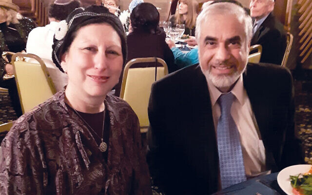 Thirty years after joining Congregation Etz Ahaim in Highland Park, Rabbi David Bassous and his wife, Clara, will move to Israel in March.