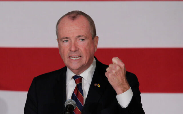 Governor Phil Murphy Eduardo Munoz Alvarez/Getty Images