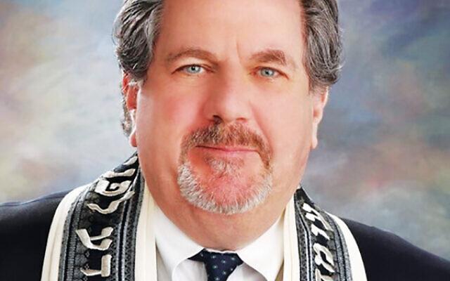 Rabbi Clifford Kulwin (Photo by Jan Press)
