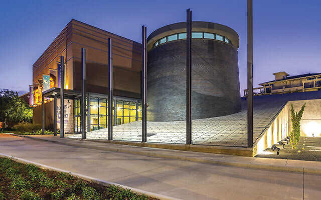 Holocaust Museum Houston, which opened in 1996. Photos courtesy HMH