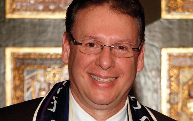 Rabbi Jordan Goldson is the new spiritual leader of Har Sinai Temple in Pennington. Photo Courtesy B'nai Israel