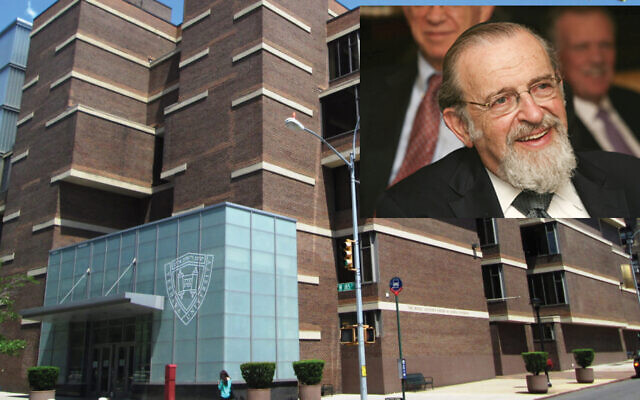 Rabbi Norman Lamm, 92, former president of Yeshiva University, died May 31 of natural causes.