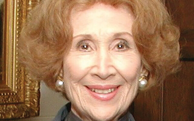 """Lois Lautenberg, who died May 30, is remembered as """"a role model and inspiration to all who knew her."""""""