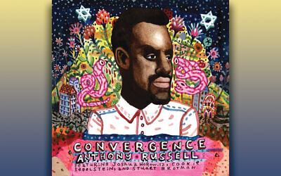 "Anthony Russell released ""Convergence"" in 2018."