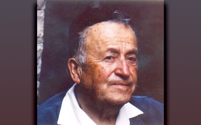 The author S. Y. Agnon (The Agnon House)