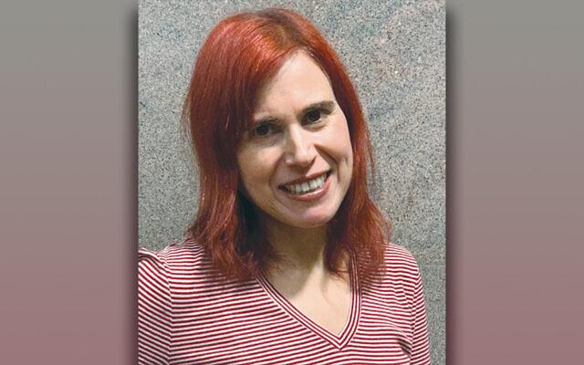 Evelyn Fuertes (Courtesy JFSCNJ)