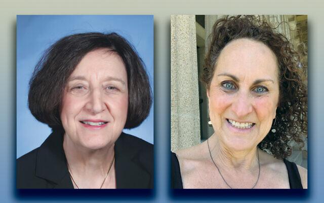 Judy Hurok, left, and Robin Plattman  (Photos courtesy JFSCNJ)