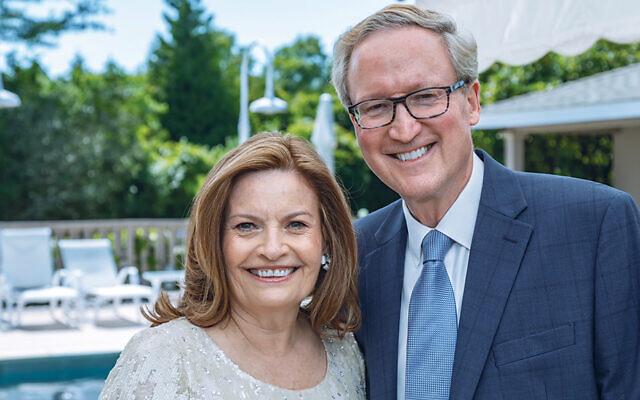 Rita and Alan Silverstein
