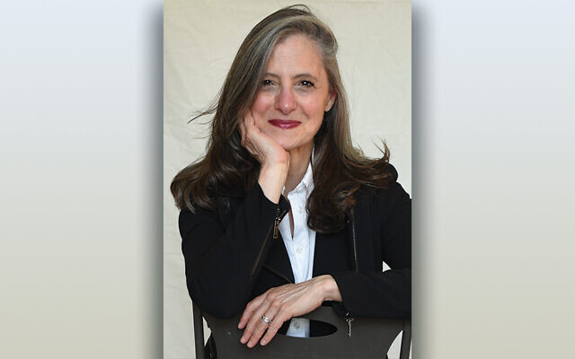 Dr. Nancy Sinkoff (Courtesy  Temple Emeth)