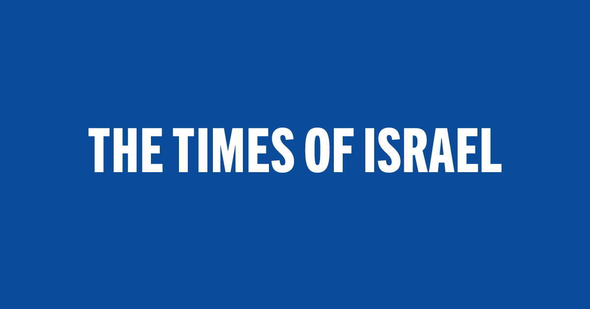 The News Feed | The Times of Israel