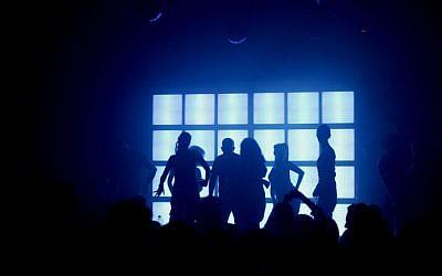 Clubbers (illustrative) (photo credit: by Pierre Terdjman / Flash90)